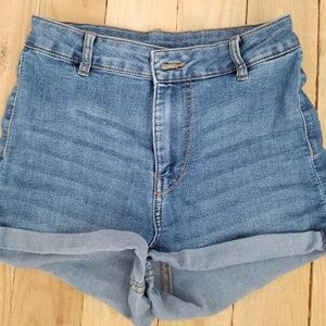 Divided brand Jean shorts
